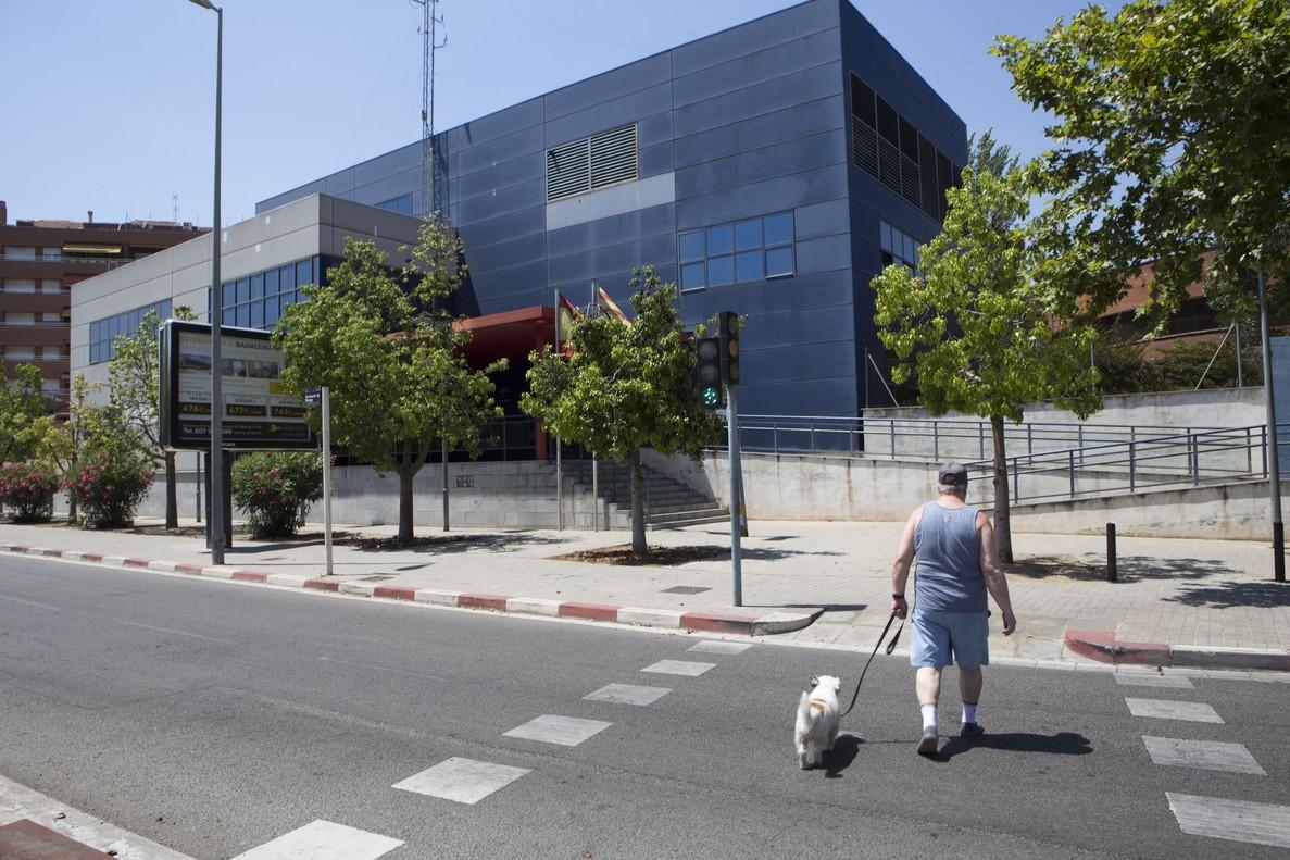 Una comisaría de los Mossos dEsquadra.