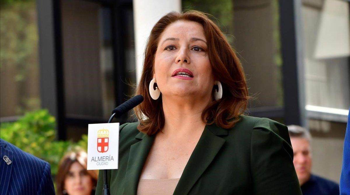 La consejera andaluza Carmen Crespo.