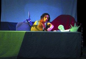 Una imagen del espectáculo 'Contes que sonen'.