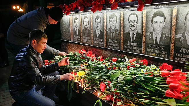 Se cumplen 30 años del accidente nuclear de Chernóbil.