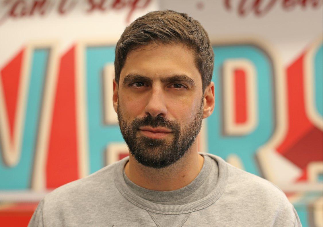 Dave García es CTO de la startup Verse.