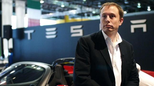 Elon Musk, fundador de Tesla Motor.