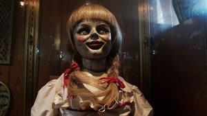 Escena de 'Annabelle'.