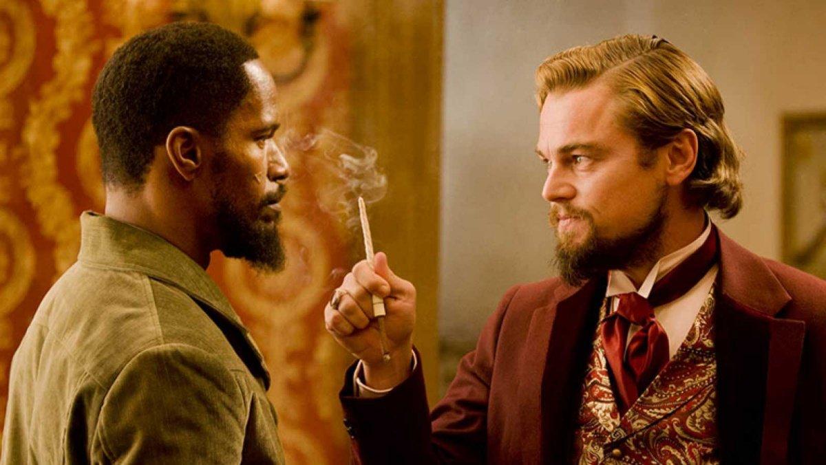 Escena de 'Django desencadenado'.