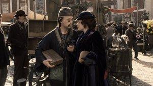 Escena de 'Sherlock Holmes: Juego de sombras'.