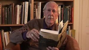 El escritor británico Brian Aldiss.