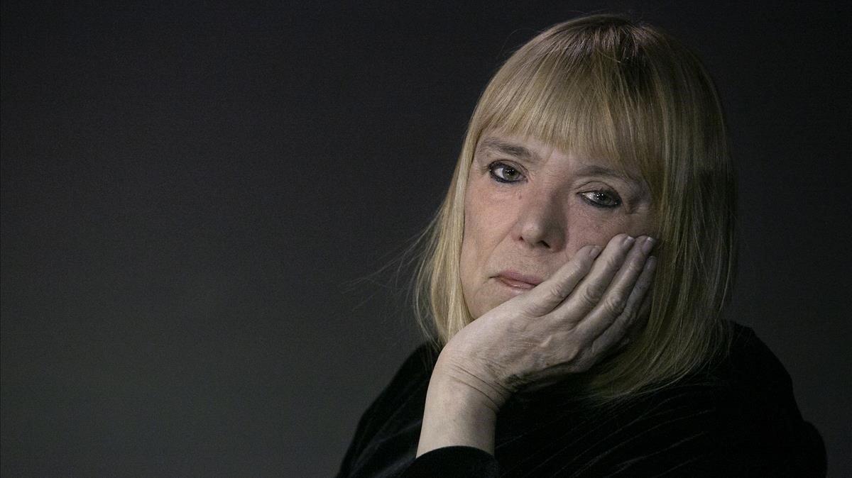 La escritora y cronista argentina María Moreno.