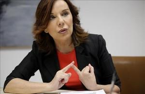 La presidenta del Consejo de la Transparencia, Esther Arizmendi.