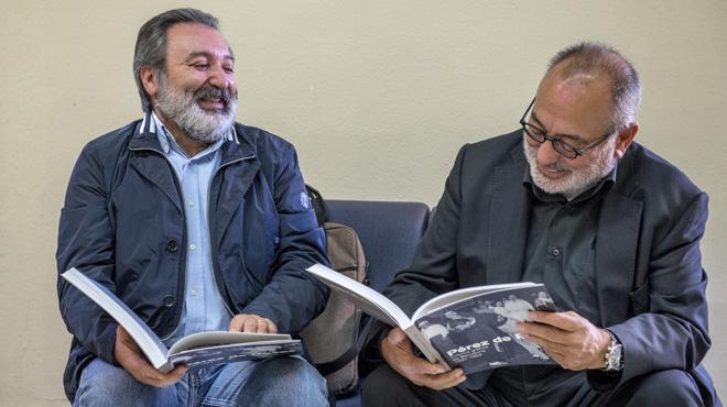 Emilio i Carlos Pérez de Rozas, néts del patriarca de la saga, parlen sobre el seu avi.