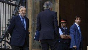 L'Audiència de Barcelona rebaixa la fiança civil a l'excúpula de CatalunyaCaixa