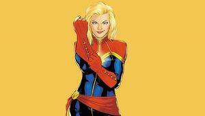 Capitana Marvel, la història d'una superheroïna feminista que al principi va ser home