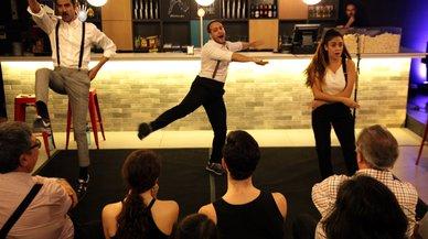 'Impro Side Story': el musical que le encantaría a Groucho Marx