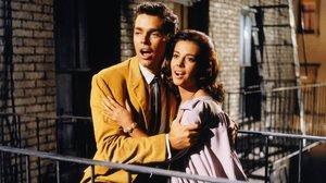 Un fotograma de la película West Side Story.