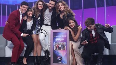 Roi deja 'OT' 2017 y Amaia, Alfred, Miriam y Aitana ya son finalistas tras la gala 11