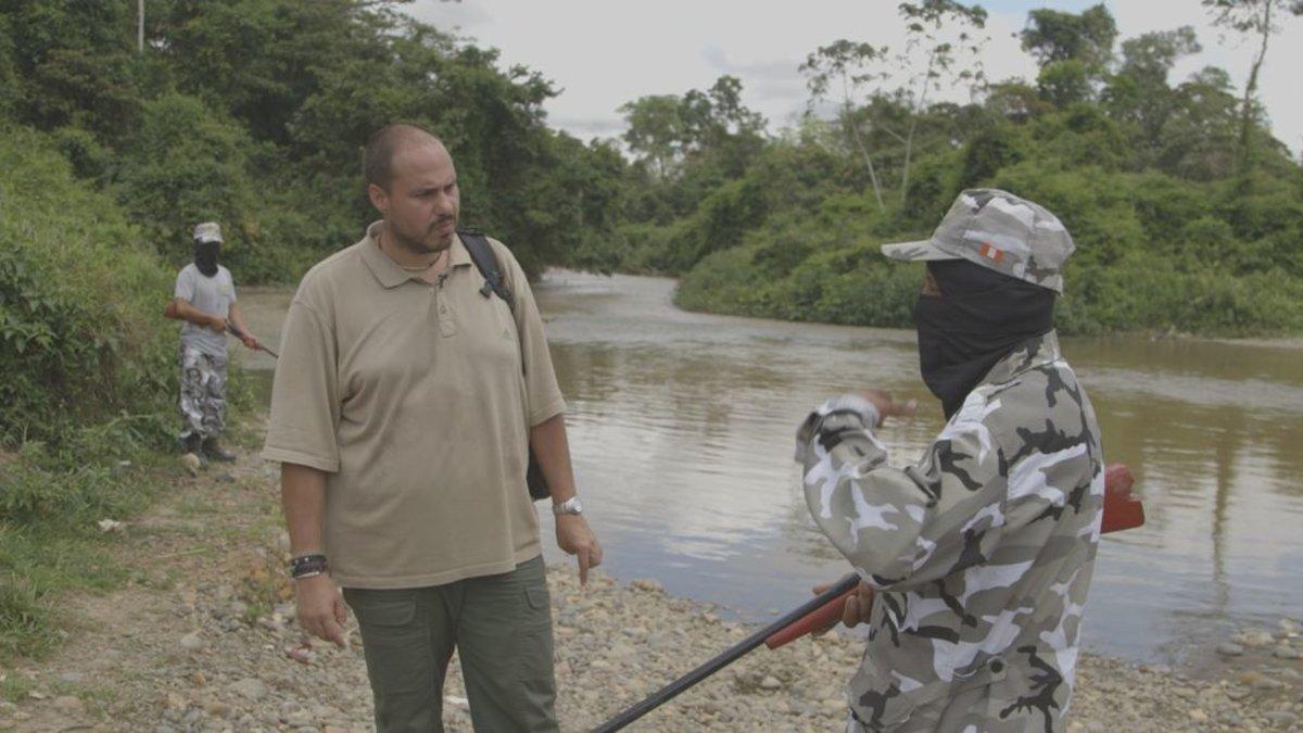 Imagen del último programa de la temporada de 'Pasaporte Pampliega'.