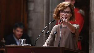 Leticia Dolera, la pregonera valenta