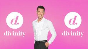 Jesús Vázquez, presentador de la gala 'People in red' en Divinity.