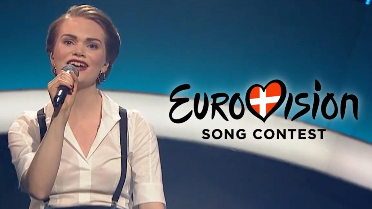 Leonora, representante de Dinamarca en Eurovisión 2019.