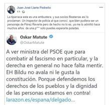 Un dirigent de Vox a Múrcia diu «p*** i 'tiparraca'» a la ministra Delgado
