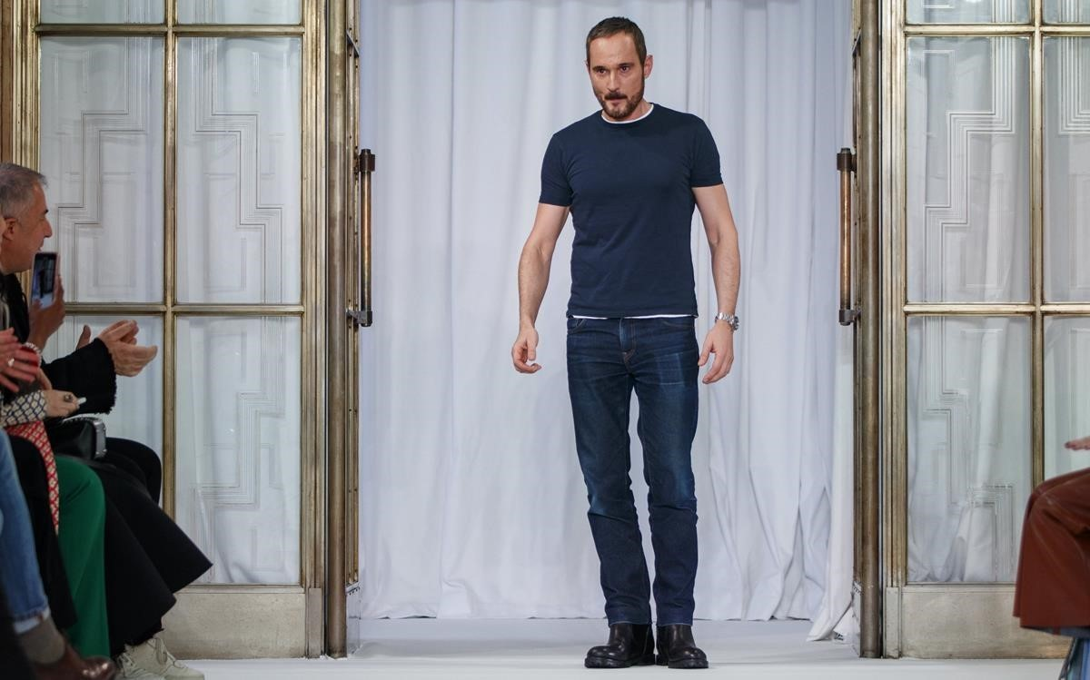 Josep Font, diseñador de DelPozo.