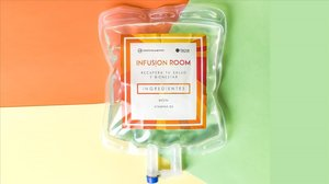 Los beneficios de la 'Infusión room'