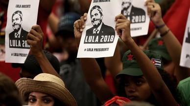 El juez Moro ordena la detención de Lula