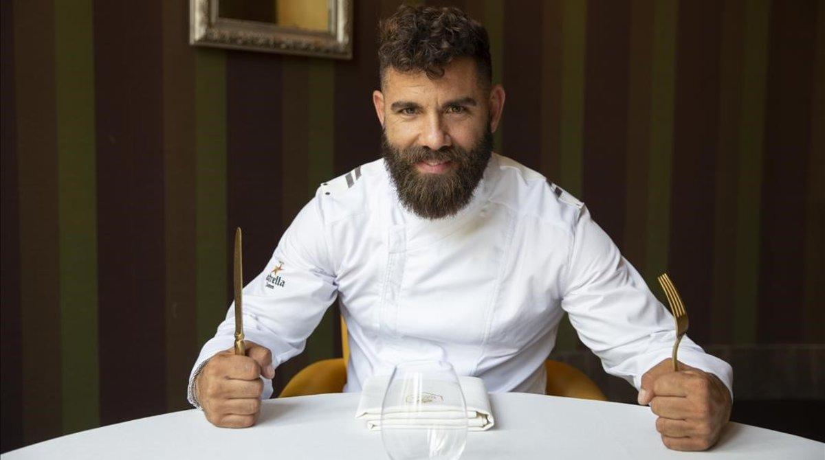 Marc Ribas, presentador de 'Cuines' y 'Joc de cartes' en TV-3.