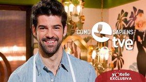 Miguel Ángel Muñoz serà el presentador del magazín gastronòmic 'Como sapiens' a La 1