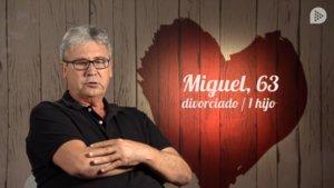 Miguel en 'First Dates'.