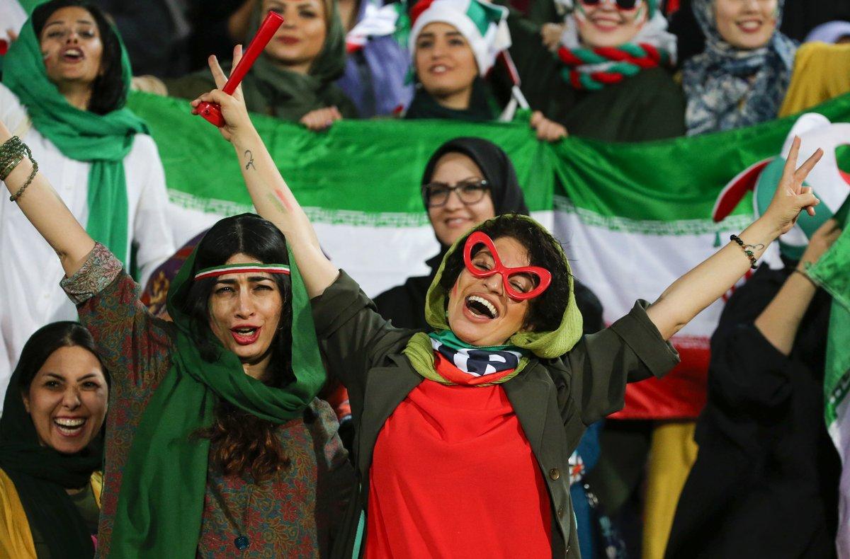 Así se vive el fútbol siendo árabe musulmana