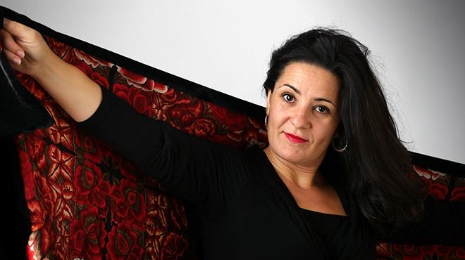 Alba Guerrero.