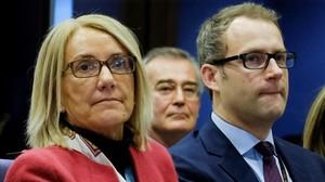La nueva jefa del gabinete deJean-Claude Juncker, Clara Martínez.