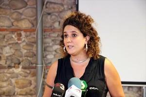 Núria Gibert.