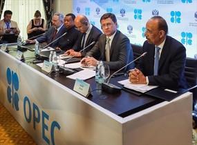 La OPEP, por más recortes de producción de petróleo.