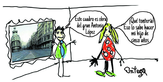 El humor gráfico de Juan Carlos Ortega del 25 de Junio del 2018