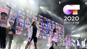 Així van arrencar els concerts d''OT 2020': 'singles', convidats especials i missatges reivindicatius