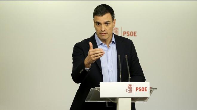 Sánchez transmite a los barones que solo buscará la investidura con Podemos y Ciudadanos