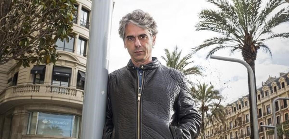 Pep Puig, ganador del Premi Sant Jordi.