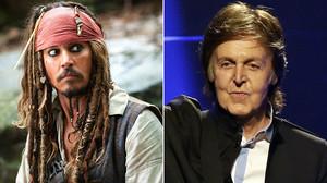 Paul McCartney s'uneix al repartiment de 'Pirates del Carib'