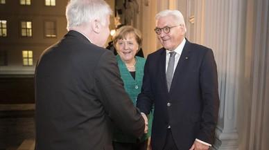 Merkel y Schulz empiezan a negociar un nuevo Gobierno para Alemania