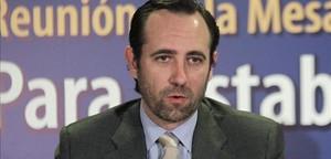 El presidente de Baleares, José Ramón Bauzá.