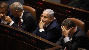 El primer ministro israelí, Binyamin Netanyahu, en una imagen de archivo.