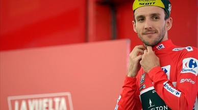 La Vuelta a España se pone al rojo vivo