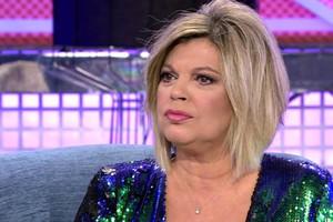 """Terelu Campos desmiente que su hija quiera ser tronista: """"Es una gran tontería"""""""