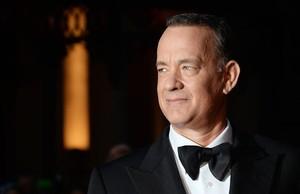 Hanks, en l'estrena londinenca de 'Capitán Phillips'.