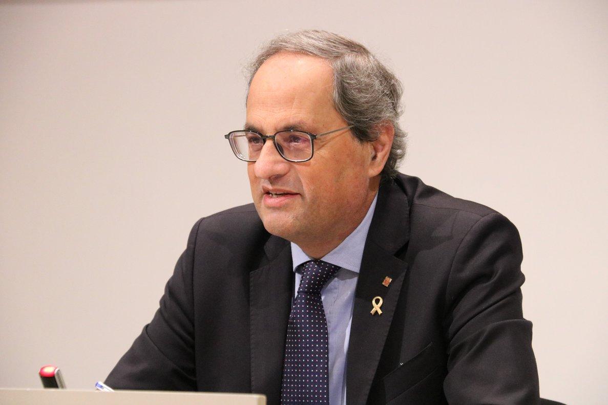 La negociació amb Sánchez aviva el xoc JxCat-ERC