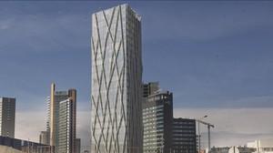 La Torre Telefónica en Barcelona, vendida a un fondo durante el primer semestre.