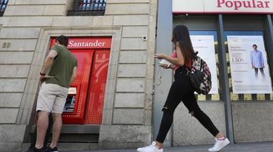 Bruselas sigue sin ver alarmante la concentración bancaria en España