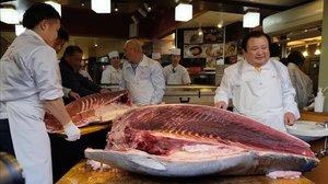 Una tonyina per a sushi assoleix els 2,7 milions d'euros