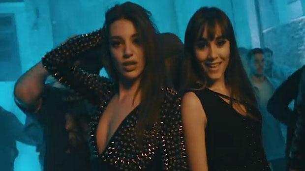 Videoclip de Lo malo, dAitana i Ana Guerra